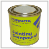BOSS WHITE JOINTING PASTE TIN 50060113