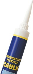 DECORATORS CAULK WHITE 380ml 30810637