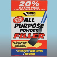 FILLER ALL PURPOSE POWDER 1.5kg  FILL15