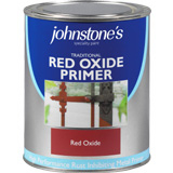 JOHNSTONE RED OXIDE PRIMER 750ML 008-636288
