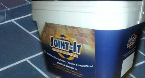 JOINT IT PAVING MORTAR NEUTRAL (BUCKET 20kg) (SIMILAR TO ROMPOX)