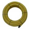 LAND DRAIN BLACK 3in (80MM x 100MT ROLL}