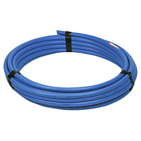 MDPE BLUE PIPE 25MM x 25MT (25PW025)