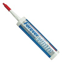 SANITARY SEALANT 310ml SIL 60  FOREVER WHITE 30606163
