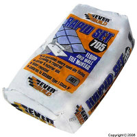 TILE ADHESIVE RAPID SET  20kg YELLOW BAG LARSEN