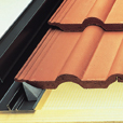 VELUX FLASHING EDW (TILE) PK10