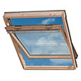 VELUX ROOF WINDOW GGL FK06 2070 660MM x 1180MM WHITE