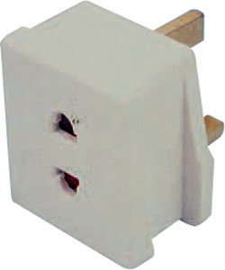 ADAPTOR SHAVER SOCKET