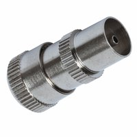 AERIAL CO- AXIAL MALE METAL PLUG CX01P