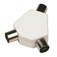 AERIAL CO- AXIAL Y- SPLITTER CX04P
