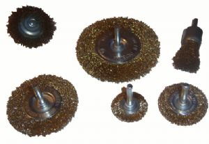 Brushes and Grinding Wheels