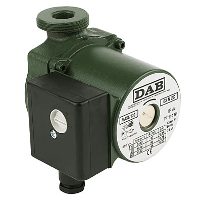 CIRCULATION HEATING PUMP  CPA5    A RATED