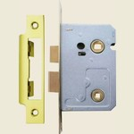 BATHROOM LOCK BRASS 2.5in 243-32 ERA