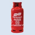 GAS REFILL PROPANE RED 19kg (42lb)