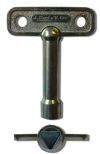 METER BOX BRASS KEY EA08P