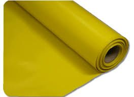 SUPER GAS RADON BARRIER 375MU 4MT x 20MT YELLOW