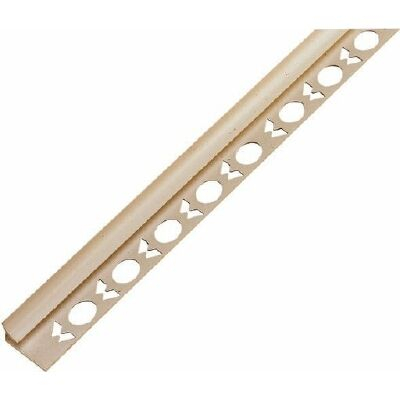 TILE TRIM WHITE 8MM x 2.4MT TTPC8W