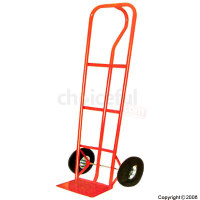 TRUCK TROLLEY P HANDLE RED BB-ST202