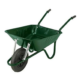 WHEELBARROW GREEN 90ltr HAEMMERLIN WBG90